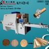 Automatic log wood processing machine,MJY142B-40