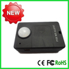 Mini GSM anti bug detector A9 Bodyheat Sensing Infrared Alarm System with Motion Detector Alert and SIM Card Slot