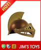 Plastic medieval mini samurai warrior helmet for kids
