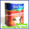 Good Taste Canned Beef Products Manufacturer