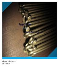 titanium bike spokes