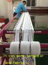 Cheap t-shirt printing machine price for Textile roll heat press machine for garment