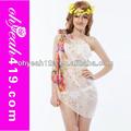 2014 de verano damas de la moda del bikini de gasa abrigo de playa pareo pekalongan batik