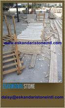Jura Beige Limestone wall cladding for projects.