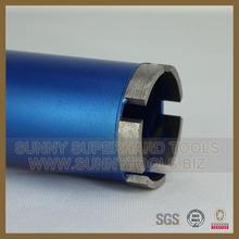 Diamond core drill bits/core bit/diamond bit for drilling and cuttig reinforced concrete