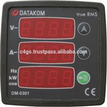 DATAKOM DM-0301 Single-Phase Digital Multimeter