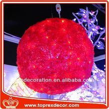Christmas supplier basketball wives mesh ball hoop earring