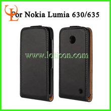 2014 Leather Case For Nokia Lumia 630 Case Leather -- Loticon