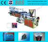 High Performance Ribbon-Through Garbage Bag Making Machine in China