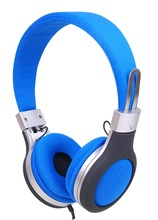 New Stylish colorful fashionable wired DJ music headset/headphone for computers