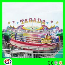 Exciting theme park rides amusement disco tagada for sale