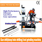 CE-certification GD-600Q drill tool grinding machine deep hole drilling tool grinder