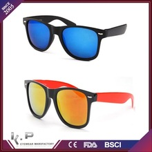 Fashion plastic wayfarer sunglasses,sunglasses men,sunglasses wayfarer