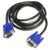 6FT VGA to VGA Male Monitor AV Converter Cable 15 Pin SVGA Extension Cable