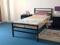design simples moderno cama de solteiro