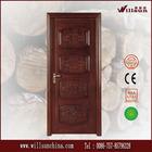 solid wood interior french door room entrance door