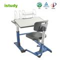 los niños de la escuela de estudio ajustable sillas de escritorio