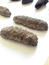 Dried Sea Cucumber Isostichopus Fuscus Ecuador