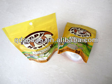 Standing Up Aluminium Foil Pet Food or Snack Food Plastic Bags