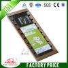 Wholesale manufacturer stock cheap cat toy corrugated paper cat scratcher board