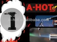 GAS CHROME CHRISTMAS GIFT DIY BUTANE GAS CUTTING TORCH FIRE LIGHTER NATURAL GAS TOOLS