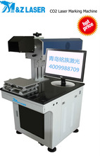 20W China Manufacturer Cheap! Good Price Cloth Nonmetal Plastic Bag CO2 Laser Marking Machine