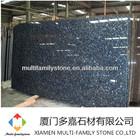 popular big granite slab norway blue pearl granite