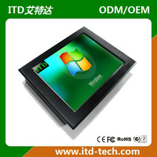 12.1'' industrial touch panel PC