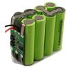 Rechargeable 18650E 3.2V 12v 48V18ah lifepo4 lithium battery Pack Fore-bike,e-scooter, Golf Cart