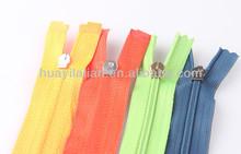 5# beautiful fashion wholesale ykk quality5# nylon zippers prices for home textile