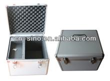 Silver Aluminum Tool Case With Foam Insert
