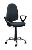 New design modern best seller swivel office chair in different fabrics Megane LX /+BR25/ CR
