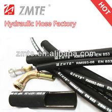 R9 Wire Spiral flexible rubber /coal/oil Hydraulic Hose