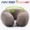 OEM China wholesale price U neck memory PU foam soft plush pillow cushion