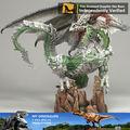 Il mio Dino- gotico drago in fibra di vetro o resina mestieri statua arte popolare decorazione della casa