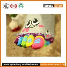 woman custom Christmas toe socks ,hot sale in Europe and America