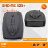 Original SHO-ME 525+ Russian Anti Car Speed Radar Detector
