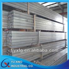 China pipe porn tube/ steel tube 8 manufacturer DPBD Q215 80*80 mm Pre-galvanized Square Steel Pipe