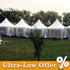 5X5m Used Commercial Tent Large Canopy For Business