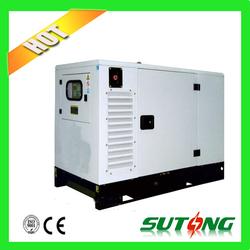 soundproof lovol engine 32kva diesel generator
