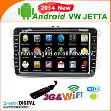 NEW 8 inch GPS navigation for vw jetta car dvd gps navigation system
