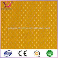Aerocool fashion China Manufacturer Team Polyester Sheen Spirit Athletic Mesh Cloth for Apparel