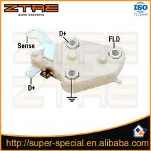 Régulateur de tension 12 v de voiture, Transpo pas. : De615, Delco 93153003
