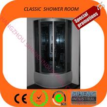 steam sliding shower room