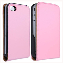 flip faux leather mobile phone leather phone case