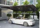 A single alumium carport 5.5*3