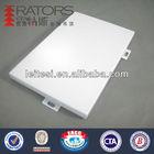 Aluminum laminate wall covering