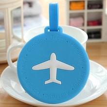 silicone lugage tag/wholesale silicone luggage tag/silicone tag