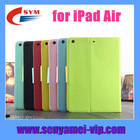 Business Stand Leather Case Cover With Card Slots For iPad Air 5