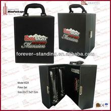 WinePackages poker set,poker chip set,premium poker chip set